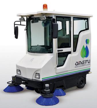 青福QF1850(封闭式)智能扫地机