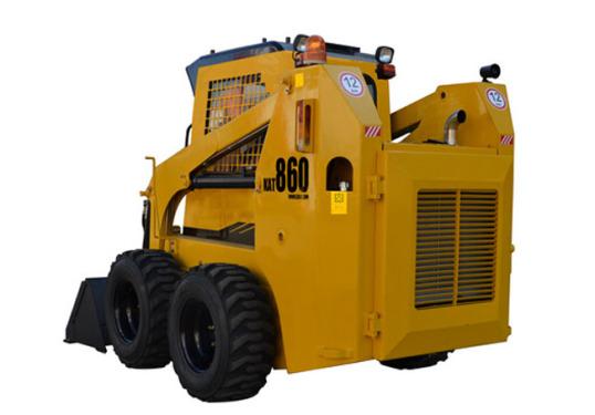 凯尔KAT860滑移装载机