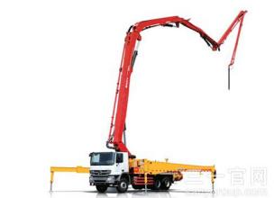 三一重工SY5418THB 530C-8混凝土输送泵车高清图 - 外观