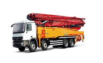 三一重工SY5413THB 560C-856米C8系列混凝土泵车高清图 - 外观