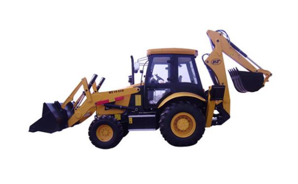 凯尔WZ30-25D挖掘装载机