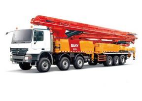 三一重工SY5631THB 72(6)72米C8系列混凝土泵车