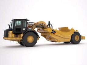 卡特彼勒621K轮式拖拉机铲运机