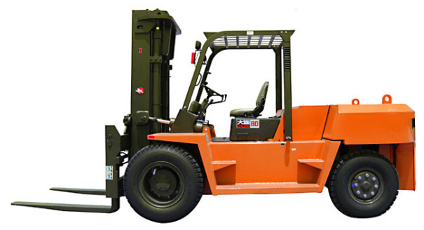 大连叉车CPCD90平衡重式内燃叉车(5-7吨)