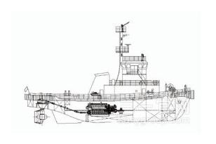 三一重工港作拖轮海工装备