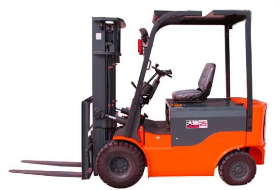 大连叉车CPD25HB蓄电池叉车(交流2.5吨)