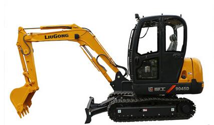 柳工CLG9045D挖掘机