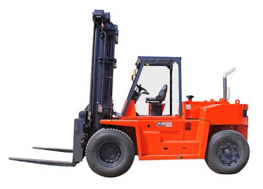大连叉车CPCD160平衡重式内燃叉车(10-15吨)