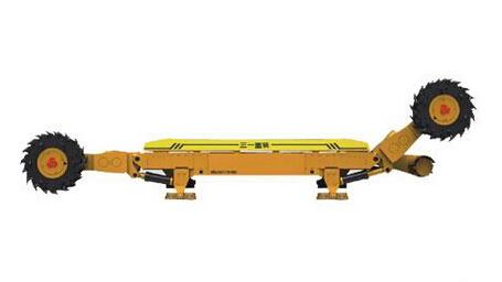 三一重工MG700/1740-WD1500系列采煤机