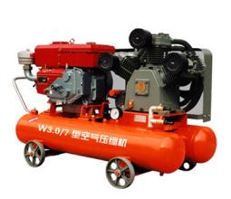 志高W3.0/7矿用空压机高清图 - 外观