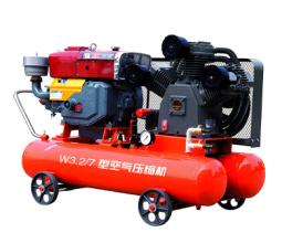 志高W3.2/7J矿用空压机高清图 - 外观
