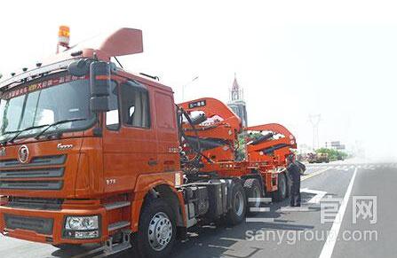 三一重工SY9402TZX 3505自装卸车