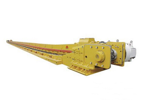 三一重工SGZ630/220型刮板输送机