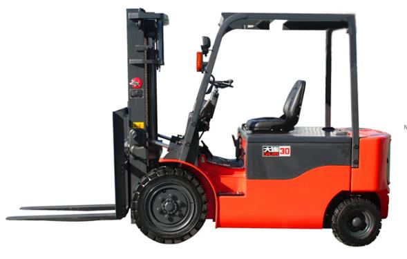 大连叉车CPD30HB蓄电池叉车(交流3吨)