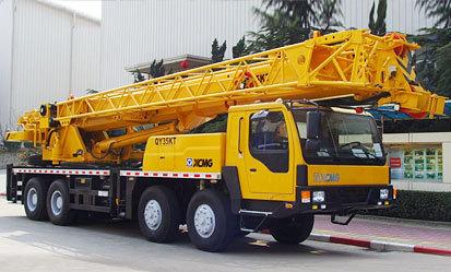徐工QY35KT(油田型)汽车起重机