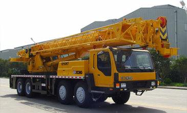 徐工QY60KT(油田型)汽车起重机高清图 - 外观