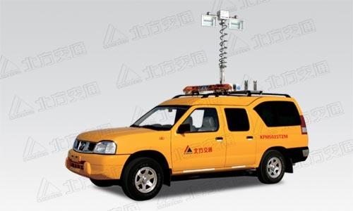北方交通KFM5023TZM照明车