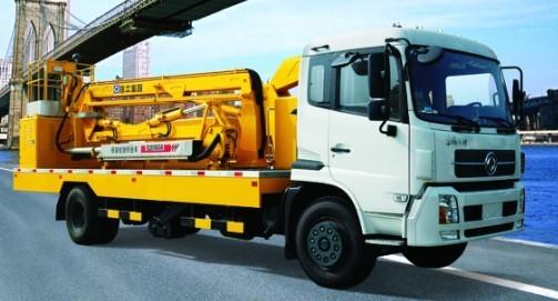 徐工XZJ5130JQJ(8米)折臂式桥梁检测车