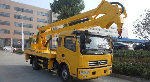 楚胜国四18米排版高空作业车