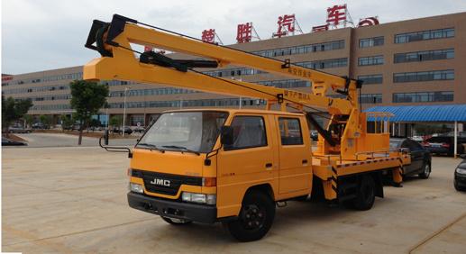 楚胜国四江铃14米-16米高空作业车