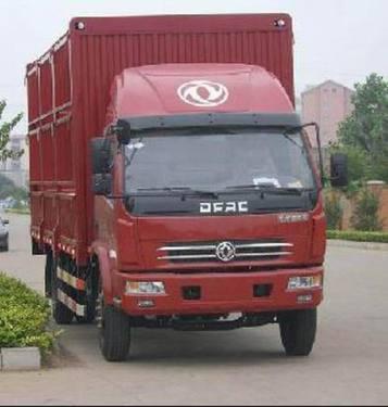 楚飞东风牌EQ5160CCQ12DFAC型仓栅式运输车