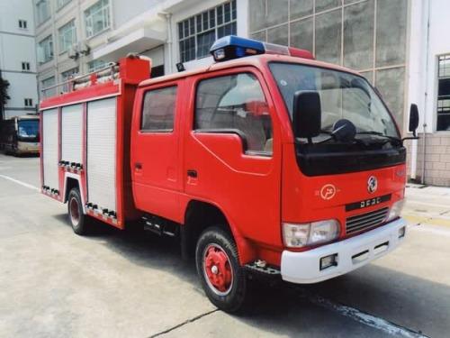 楚飞东风金霸(水罐/1.3立方)消防车