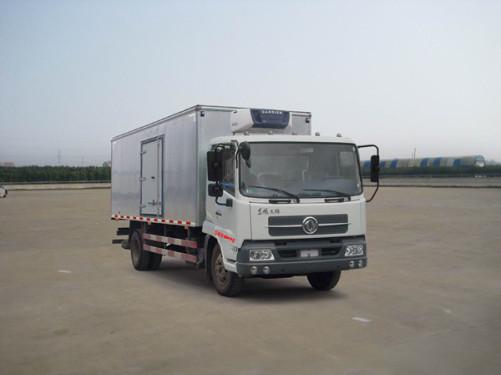 楚飞东风天锦DFL5160XLCBX8型(8吨)冷藏车