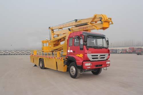 楚飞黄河(24米)高空作业车