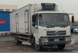 楚飞东风天锦DFL5160XLCBX18型(国四)冷藏车高清图 - 外观