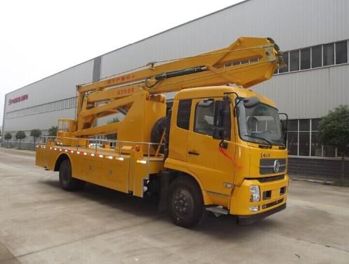 楚飞东风天锦(24米)高空作业车