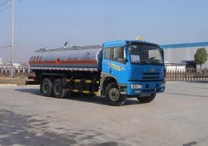 楚飞解放后双桥12.9吨沥青运输车