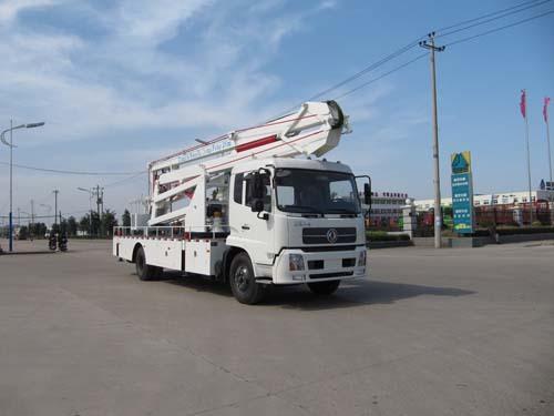 楚飞东风天锦(26米)高空作业车