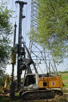 利勃海尔LB 20旋挖钻机