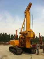 富岛机械FD820隧道专用旋挖钻机