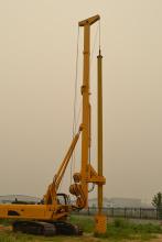 富岛机械FD168旋挖钻机高清图 - 外观