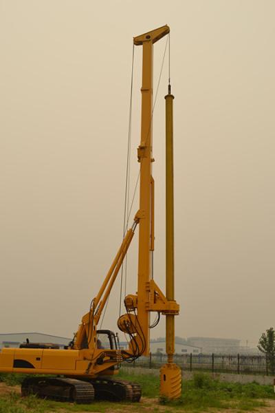 富岛机械FD168旋挖钻机
