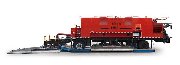 英达科技HM16沥青路面加热车
