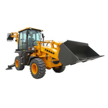 临工重特TB680挖掘装载机