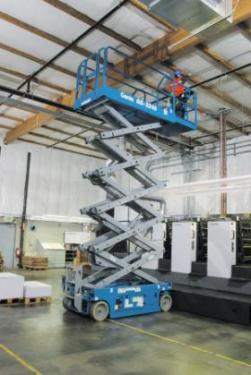美国吉尼GS™-3246(CE MODEL)剪型高空作业平台