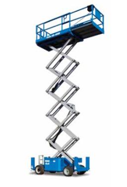 美国吉尼GS™ -2669 RT自行式剪型高空作业平台