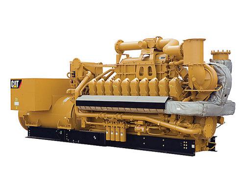 卡特彼勒CAT®G3520C燃气发电机组