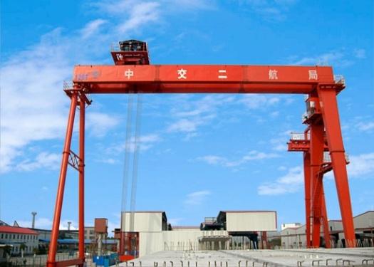 华中建机MGx系列箱型梁龙门吊