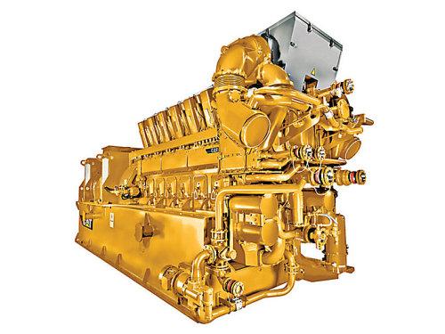 卡特彼勒CG260-12燃气发电机组