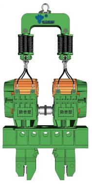 永安DZJ-300大型振动锤