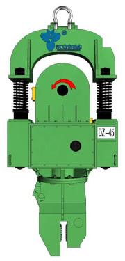 永安DZ-45小型振动锤