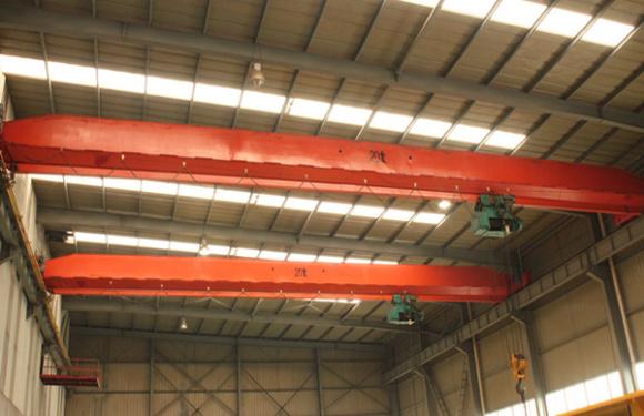 华中建机电动单梁桥式起重机
