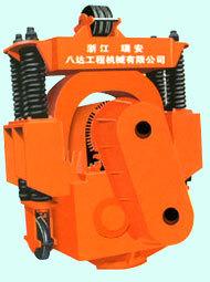 八达工程机械DZ系列单电机振动锤