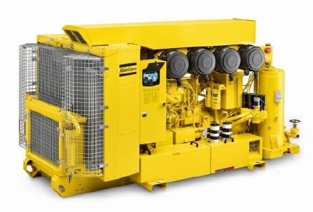 阿特拉斯·科普柯DrillAir™敞开式空压机