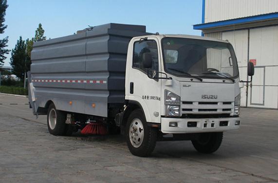 中通汽车ZTQ5030TSLSCF27D清扫车
