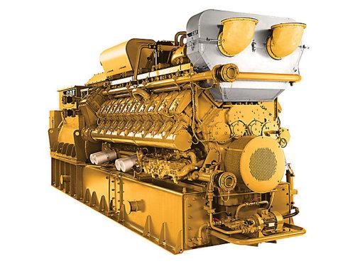 卡特彼勒CAT®CG170-20燃气发电机组
